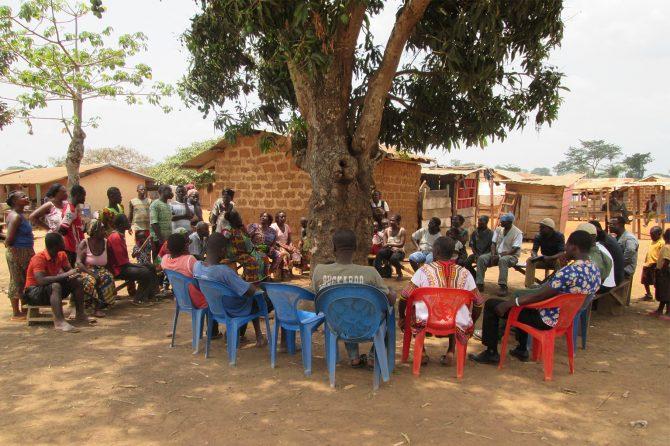 Biodiversity conservation sensitization of the community