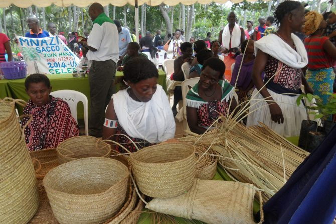 Nature based products for Rabai community