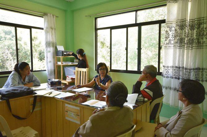 Validation and evaluation workshop with Tuwali translators